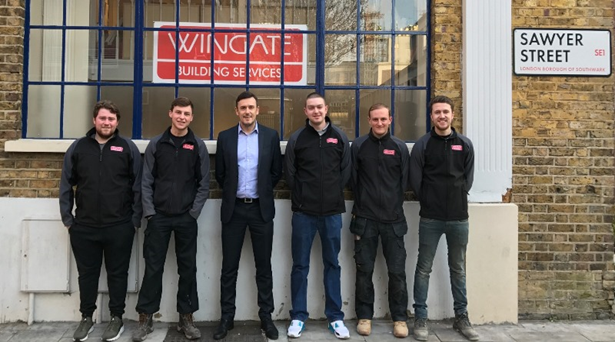 Apprentices - Wingate