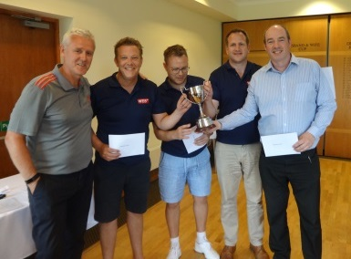 Wingate Charity Golf Day